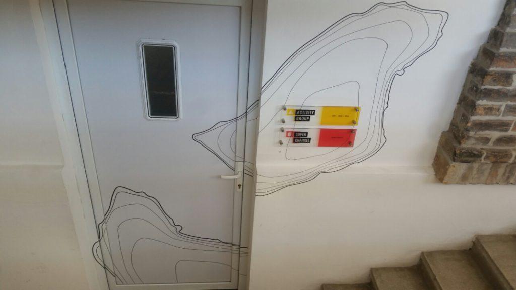 iroda dekoráció