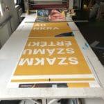 Egyedi óriásplakátok nyomtatása